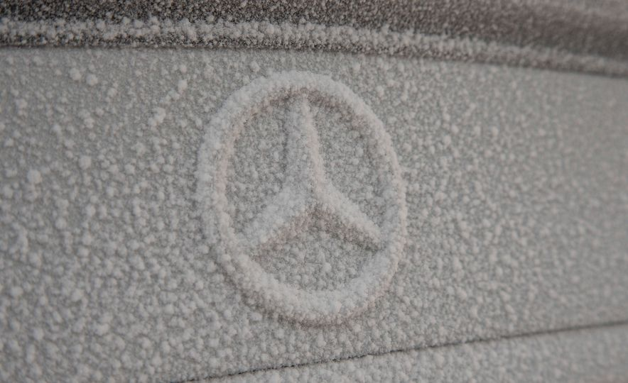 Mercedes-AMG Winter Academy: Driving AMGs in Sweden in the Dead of Winter - Slide 73