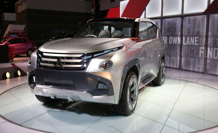 Mitsubishi GC-PHEV Concept: Could It Be a Future Montero? – Auto Shows