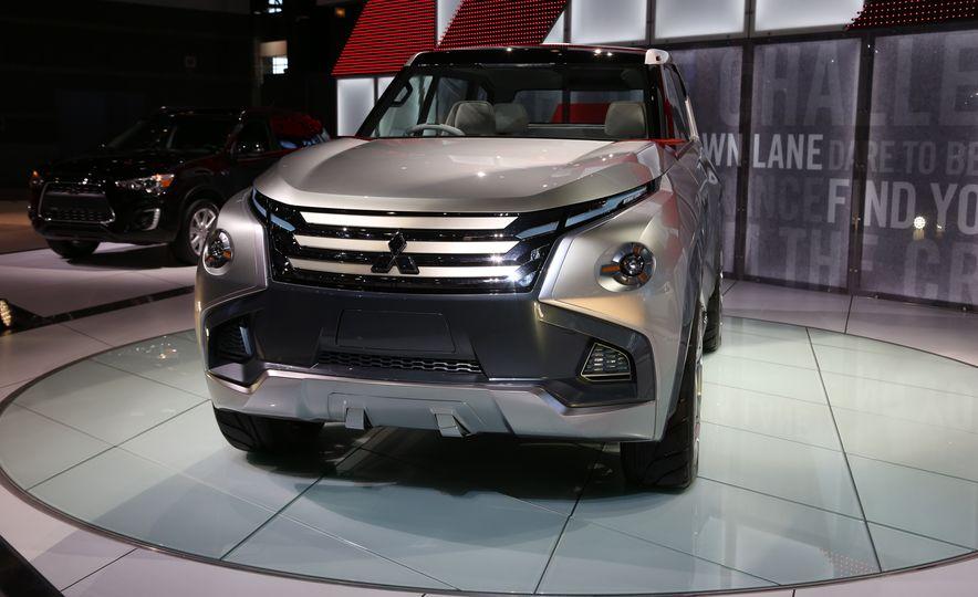 Mitsubishi GC-PHEV concept - Slide 3