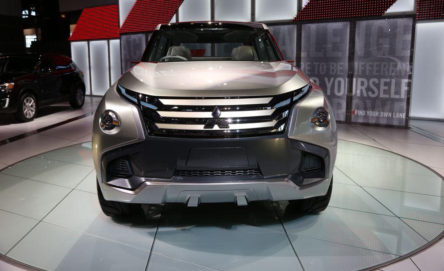 Mitsubishi GC-PHEV concept - Slide 4