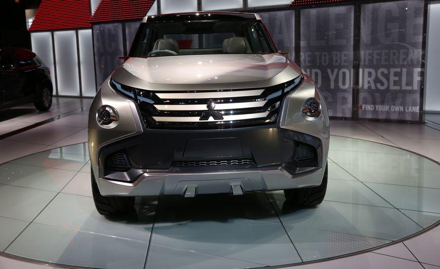 Mitsubishi GC-PHEV concept - Slide 5