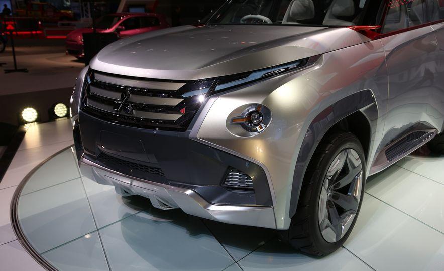 Mitsubishi GC-PHEV concept - Slide 12