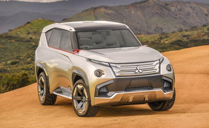 Mitsubishi GC-PHEV concept - Slide 26