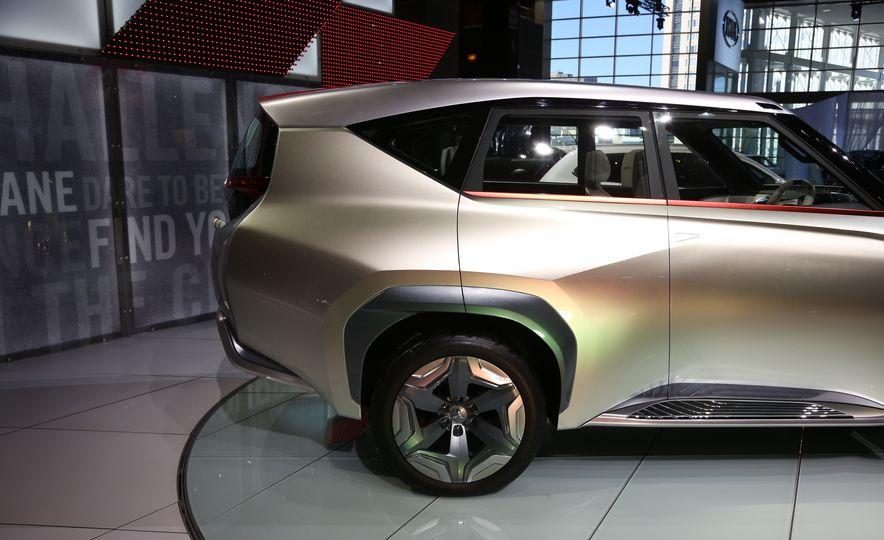 Mitsubishi GC-PHEV concept - Slide 11