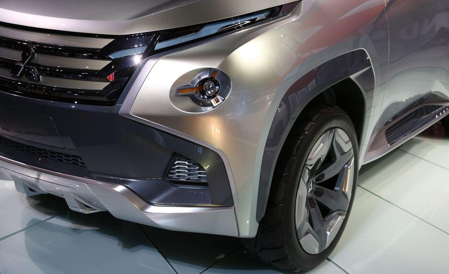 Mitsubishi GC-PHEV concept - Slide 14