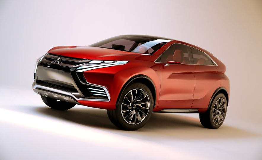 Mitsubishi XR-PHEV II concept - Slide 13
