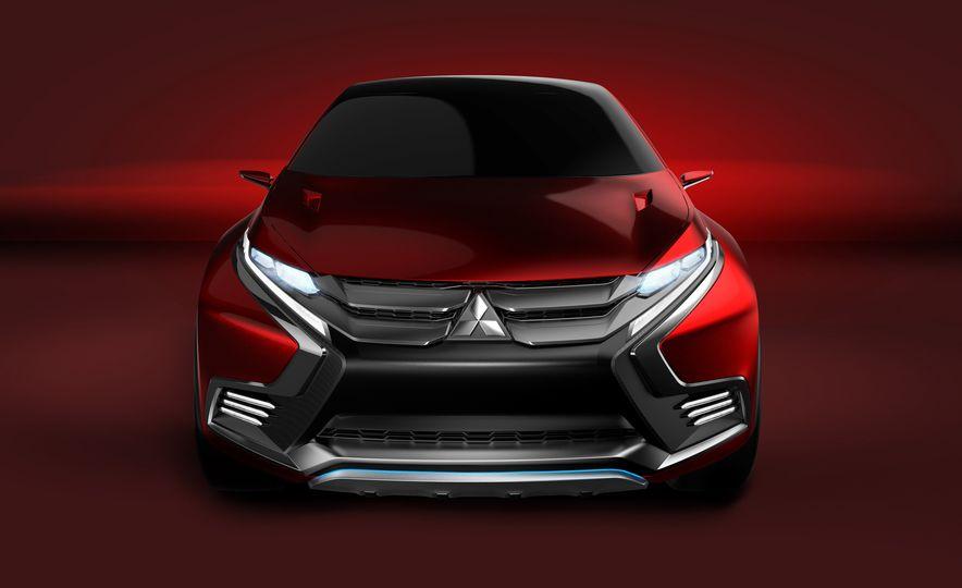 Mitsubishi XR-PHEV II concept - Slide 26