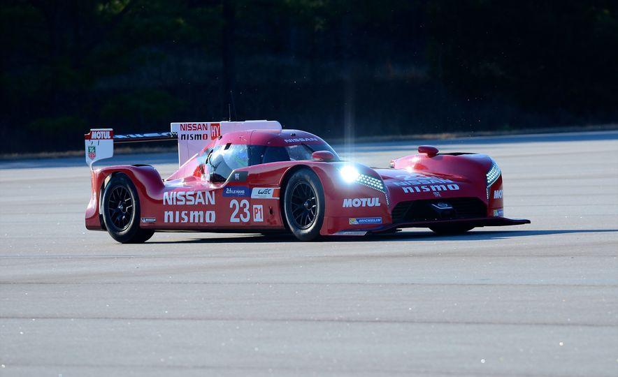 Nissan GT-R NISMO LM Racer - Slide 1