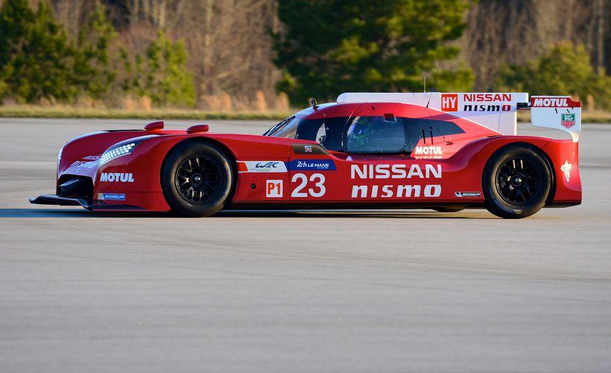 Nissan GT-R NISMO LM Racer - Slide 2