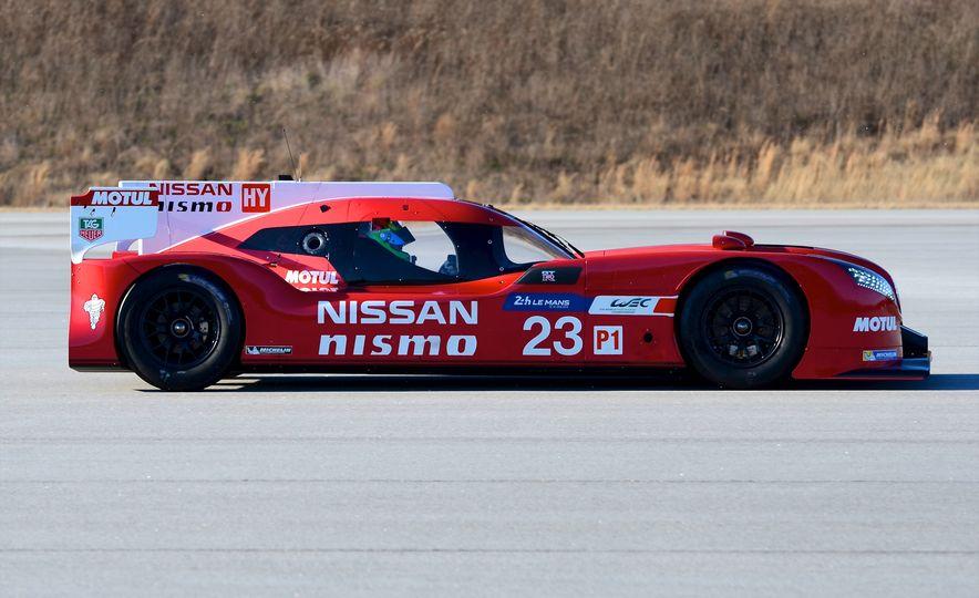 Nissan GT-R NISMO LM Racer - Slide 3