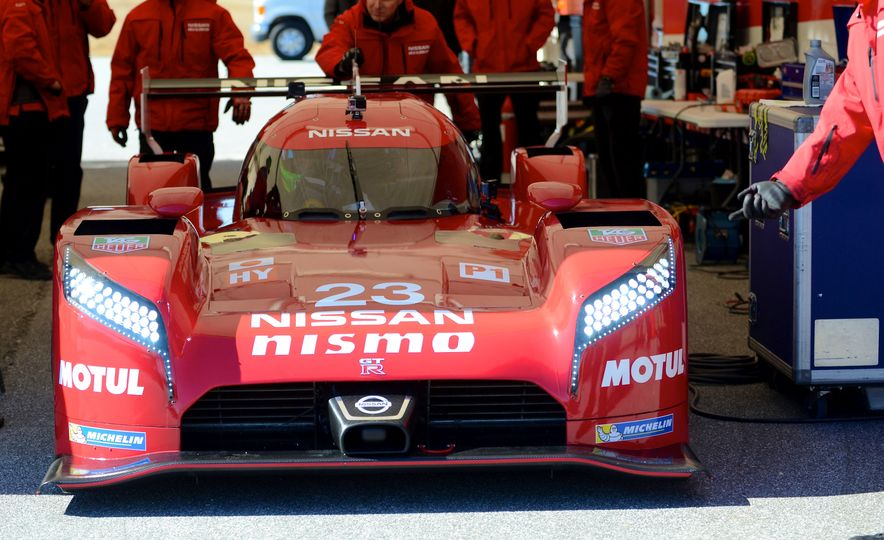 Nissan GT-R NISMO LM Racer - Slide 5