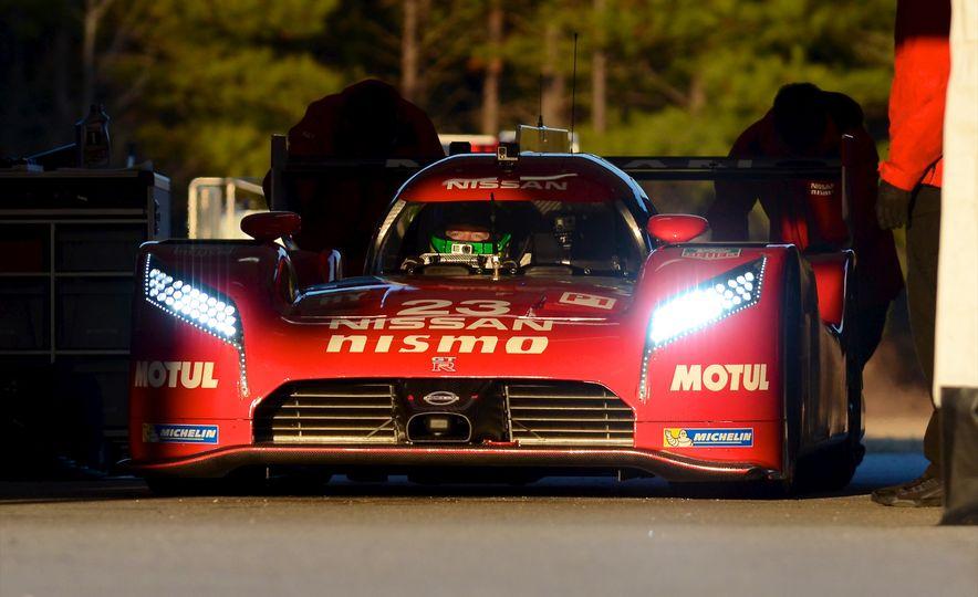 Nissan GT-R NISMO LM Racer - Slide 6