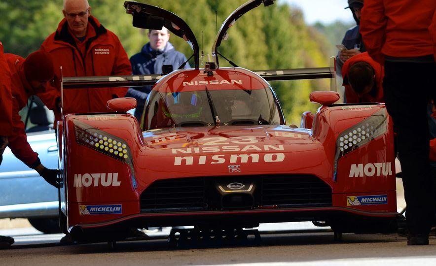 Nissan GT-R NISMO LM Racer - Slide 7
