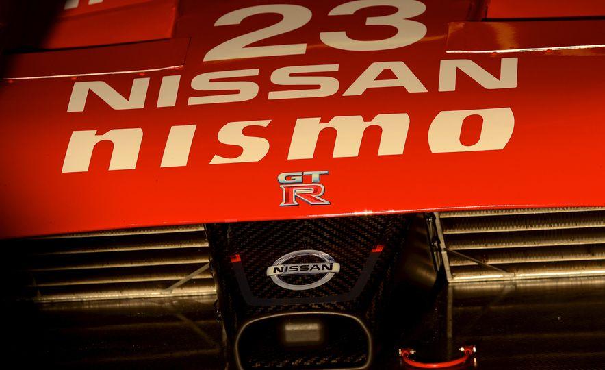 Nissan GT-R NISMO LM Racer - Slide 8