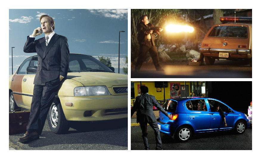 7 Oddball Cars You Never Thought Would Be TV Stars