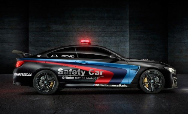 Nice 2015 BMW M4 MotoGP Safety/Pace Car