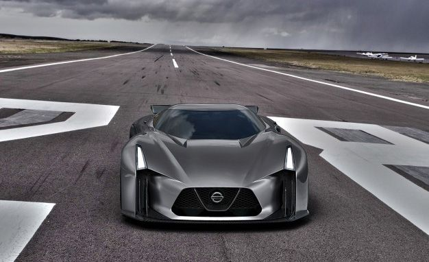 Rumor Has It The New Nissan GT R Is Coming In 2018