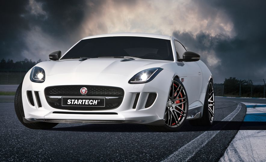 STARTECH Refinement Jaguar F-type - Slide 1