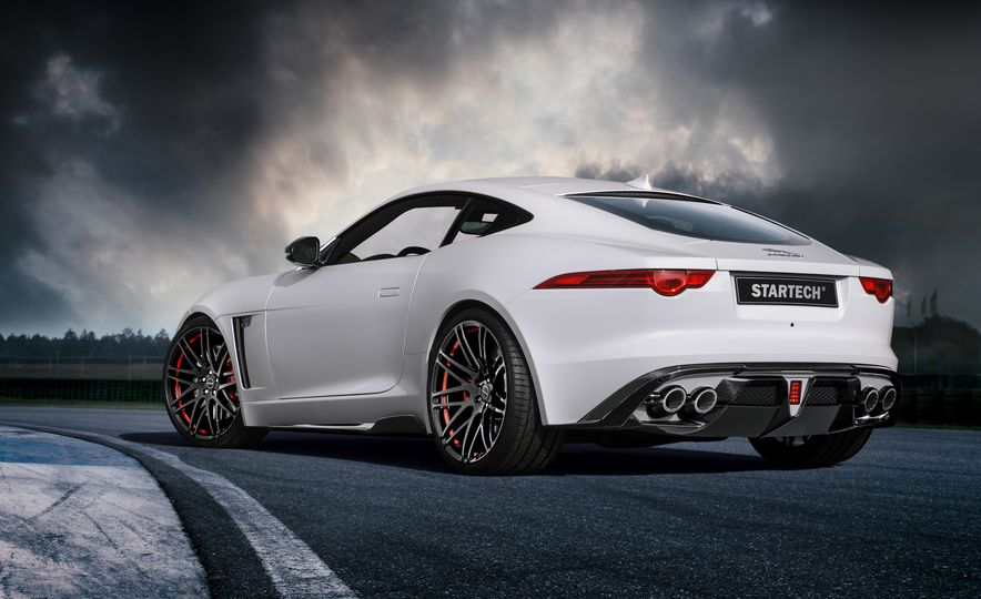 STARTECH Refinement Jaguar F-type - Slide 2