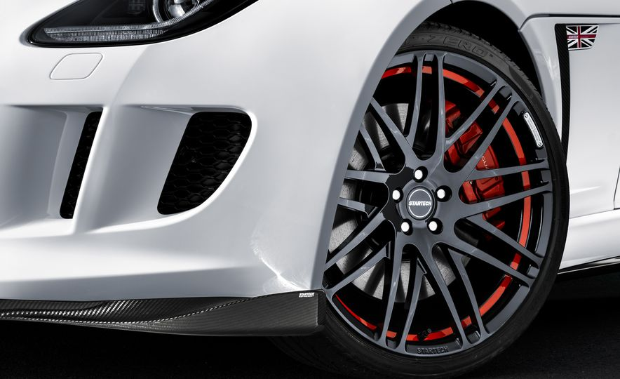 STARTECH Refinement Jaguar F-type - Slide 3