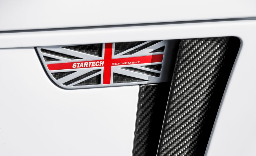STARTECH Refinement Jaguar F-type - Slide 7