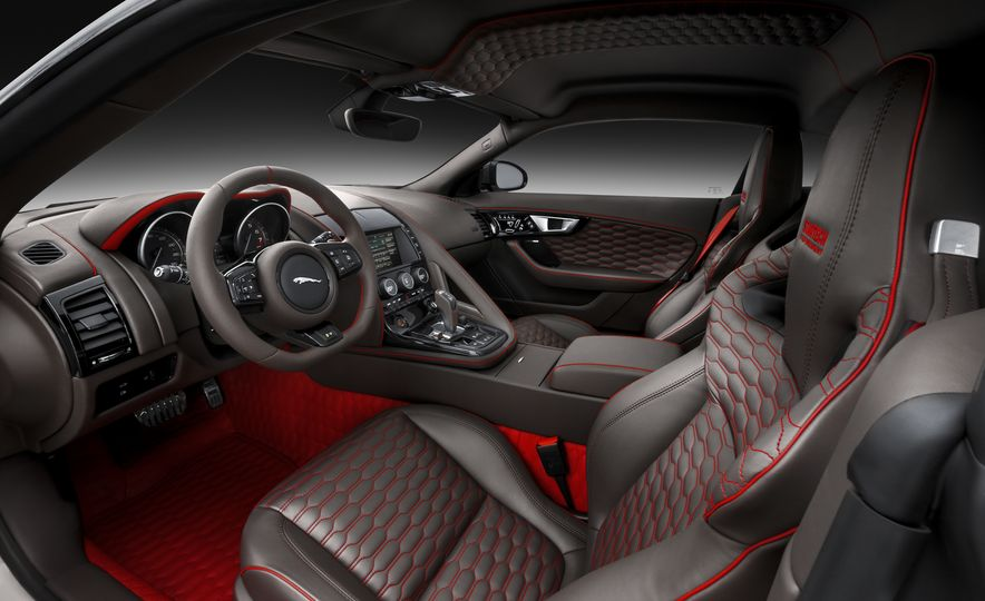 STARTECH Refinement Jaguar F-type - Slide 11