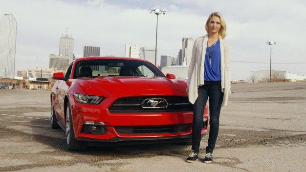 Mustang speed dating prank video