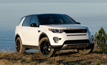 Launchpad McSport: Meet the Land Rover Discovery Sport Launch Edition