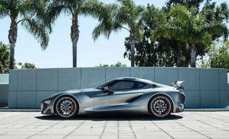 Toyota Supra and BMW Z5: Everything We Know