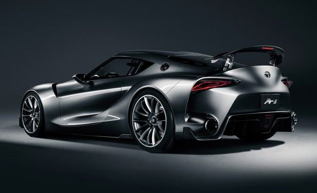 View 25 Photos Der Supra: East Meets West In The Toyota/BMW Sports Car  Partnership