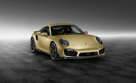 Wing-a-ling Dragon: Porsche Offers Aerokit for 911 Turbo and Turbo S