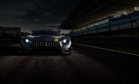 Murder Junkie: Mercedes-AMG Teases Homicidal-Looking New GT3 Racer