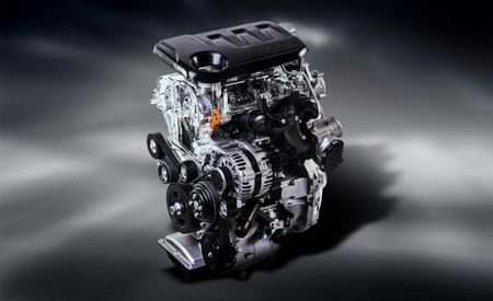 Kappa Kappa Hey! Kia Announces New Turbo 3-Cylinder, 7-Speed DCT