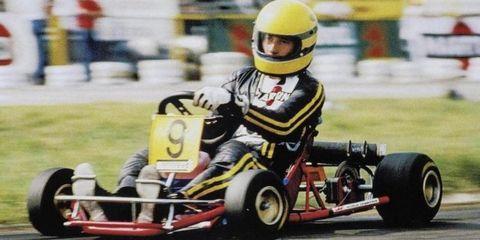 Act Now and You Can Buy Ayrton Senna's Final Racing Kart at Auction