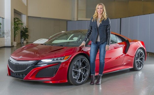 Acura NSX Designer Michelle Christensen on the Influence of Nature, and the \'67 Chevelle