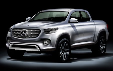 "Mercedes-Benz: Our Pickup Won't Be a ""Fat Cowboy Truck"""