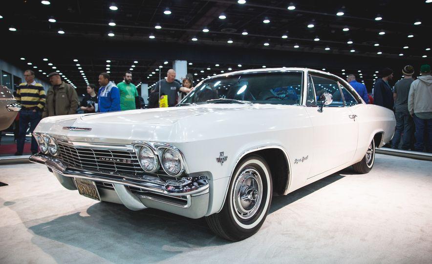 Chip Foose 1965 Chevrolet Impala Impostor - Slide 8