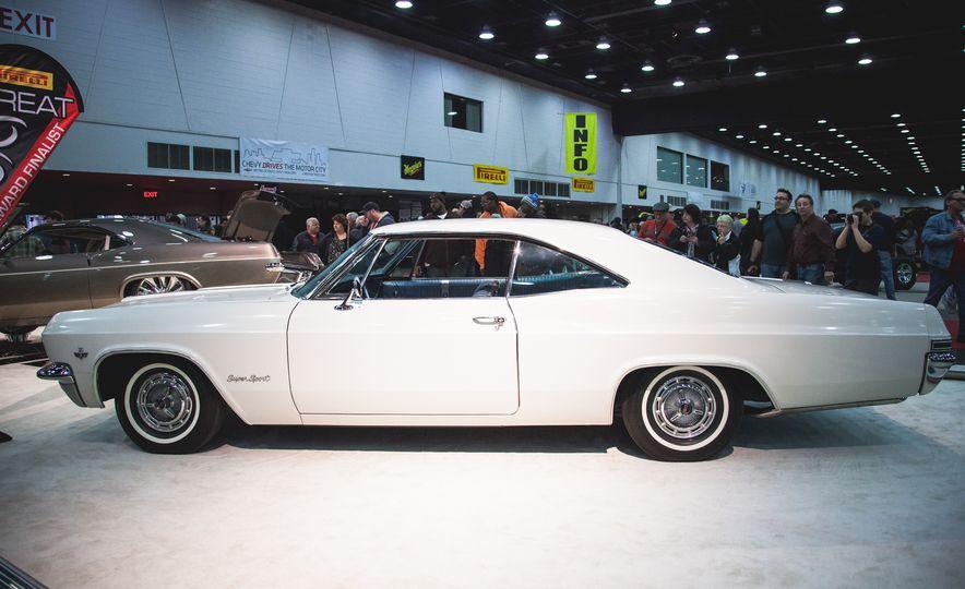 Chip Foose 1965 Chevrolet Impala Impostor - Slide 9