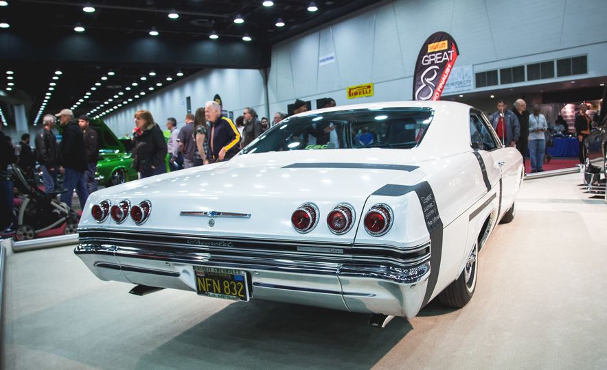 Chip Foose 1965 Chevrolet Impala Impostor - Slide 10