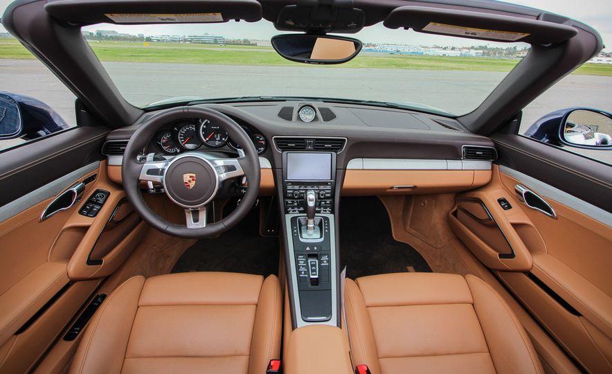 2014 Porsche 911 Turbo S cabriolet - Slide 43