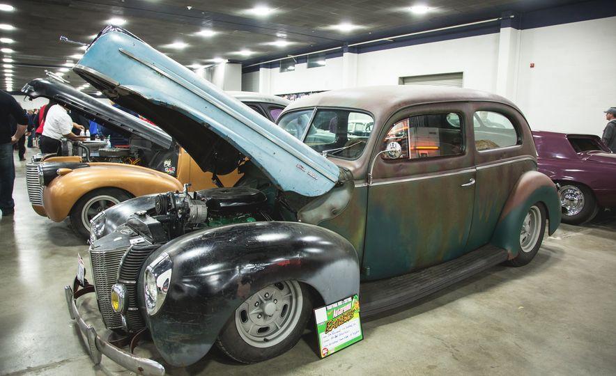 2015 Autorama: A Mega Gallery of Detroit's Iconic Hot Rod Show - Slide 29