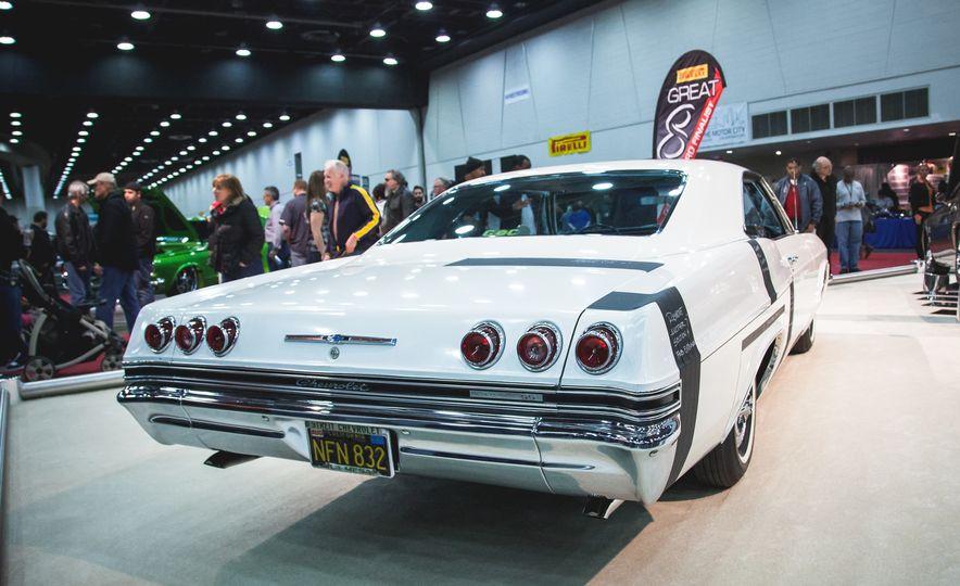 2015 Autorama: A Mega Gallery of Detroit's Iconic Hot Rod Show - Slide 90