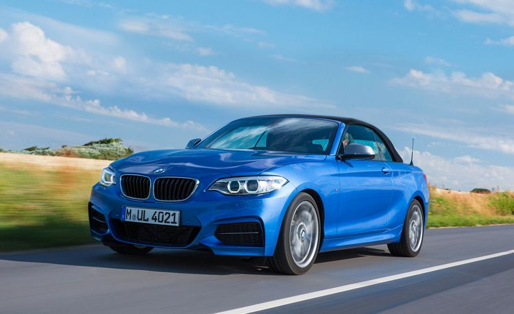 2015 BMW M235i Convertible – First Drive Review
