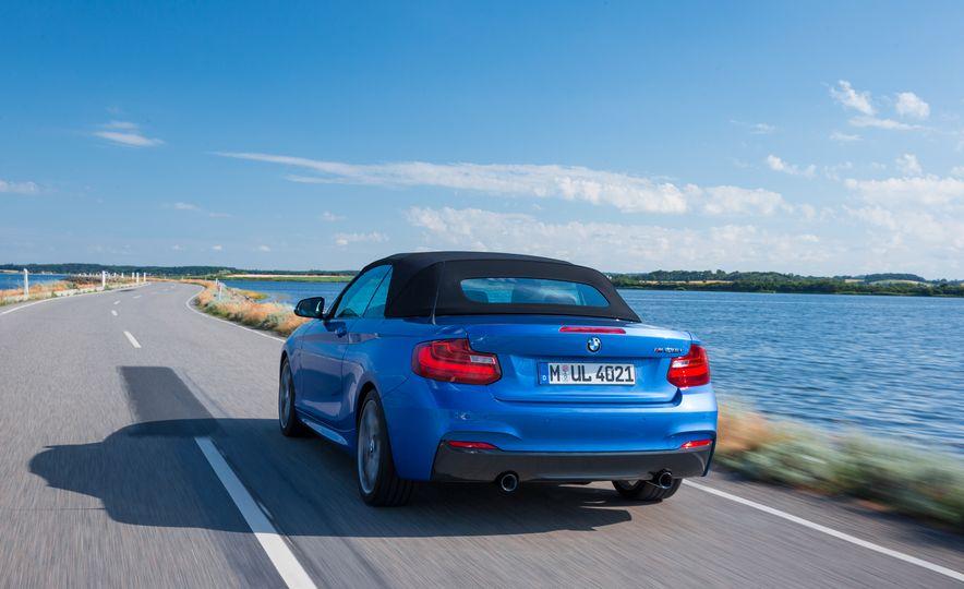 2015 BMW M235i convertible - Slide 8