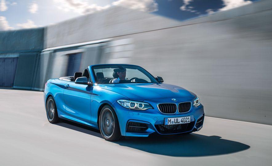 2015 BMW M235i convertible - Slide 12