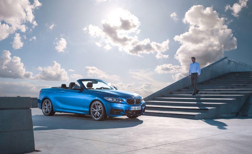 2015 BMW M235i convertible - Slide 17
