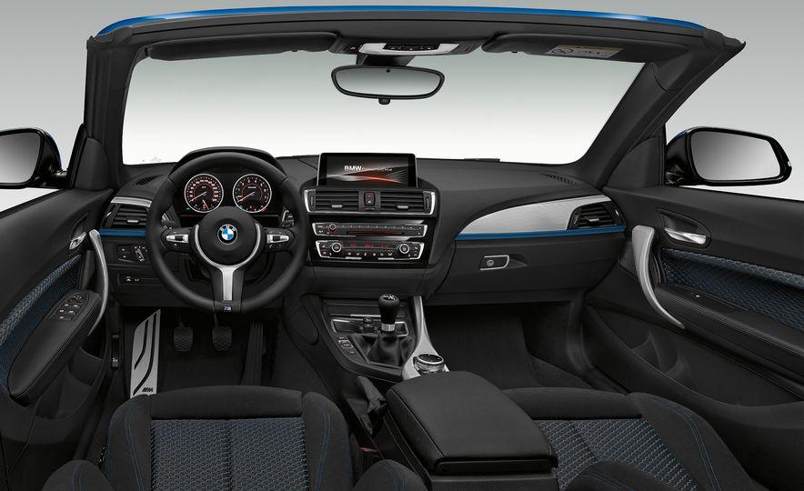 2015 BMW M235i convertible - Slide 23