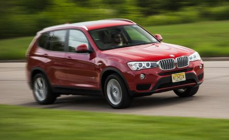 2016 BMW X3 and X4 Priced from Just Under $40K