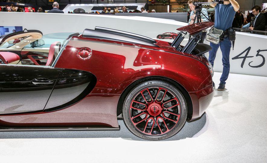 2015 Bugatti Veyron 16.4 Grand Sport Vitesse La Finale - Slide 7