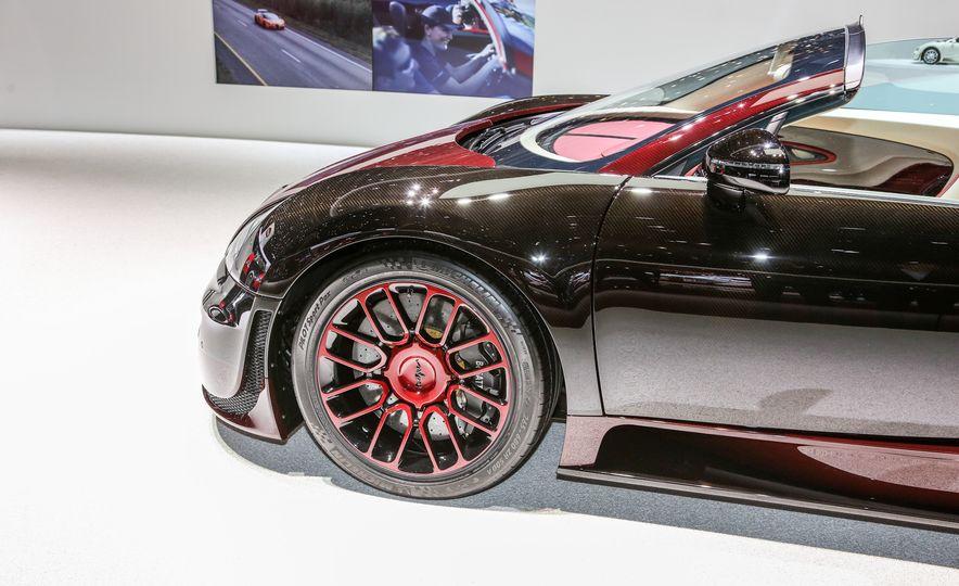 2015 Bugatti Veyron 16.4 Grand Sport Vitesse La Finale - Slide 8